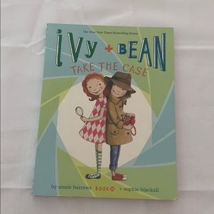 Ivy and Bean take the case book 10